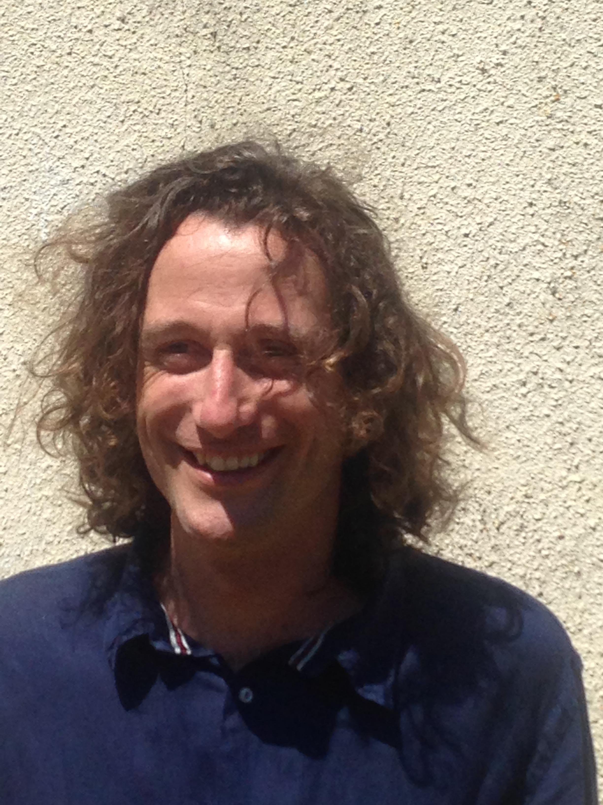 Jean-Hugues, responsable boutique du Crouesty