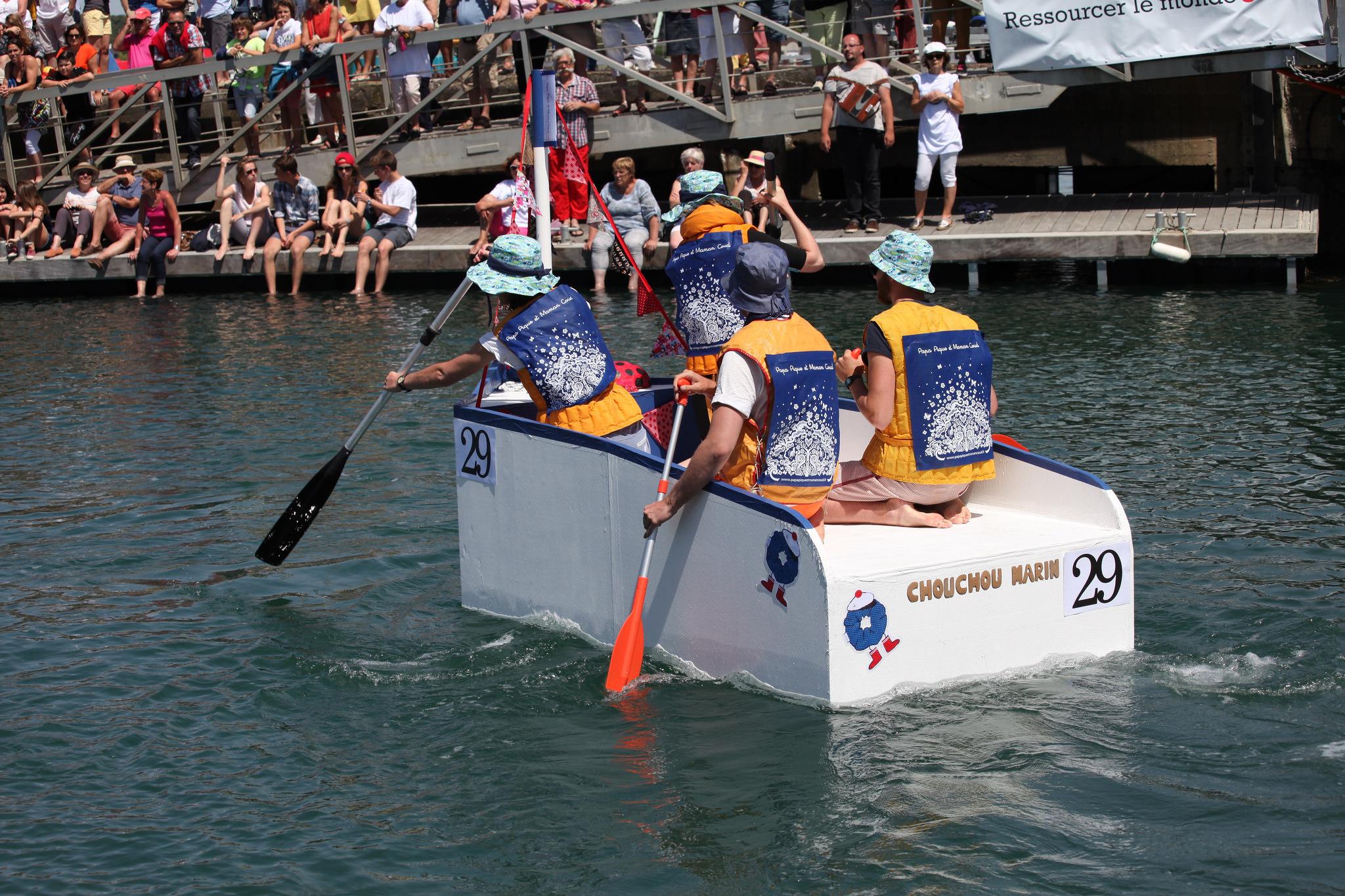Chouchou Marin flotte