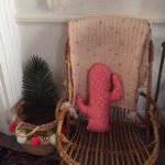DECO MODE  on aime le coussin cactus  DIYhellip