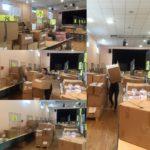 Dstockage J1  installation de la marchandise  demain ppmcDstockagehellip