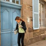 Ambiance vielle ville  Rennes Nouveau look avec mon sachellip
