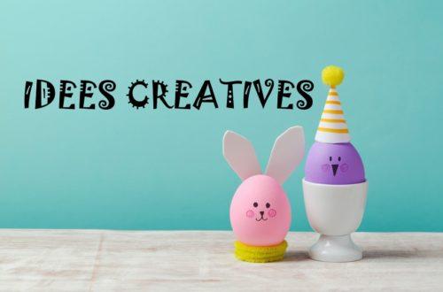 DIY : faites le plein d'idées créatives pour Pâques