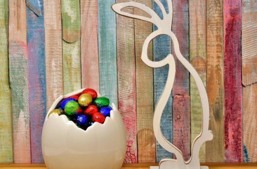 La chasse aux œufs de Pâques édition Papa Pique et Maman Coud (+ tutos couture)