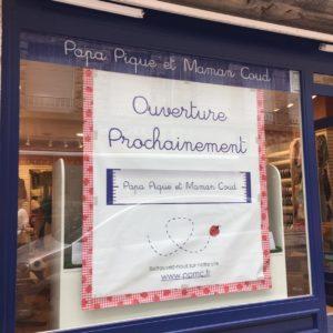 Une nouvelle boutique à Saint-Malo !