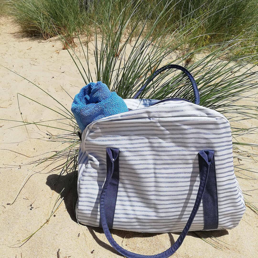 sac de plage de famille ppmc