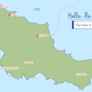 Papa Pique et Maman Coud à Belle-Ile-en-mer