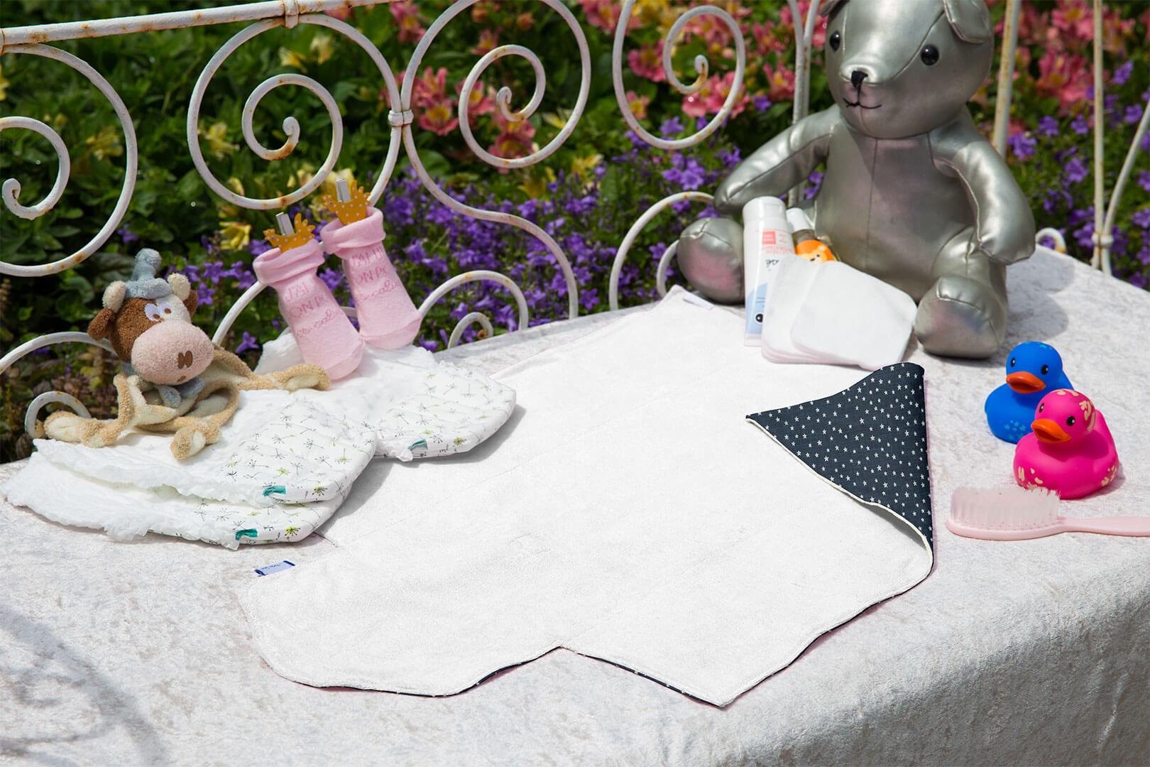 tapis à langer bébé