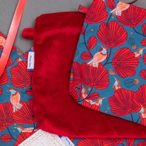 [Nouvelle Collection] : La collection Oiseaux de Noël apporte un vent de couleur pour les fêtes