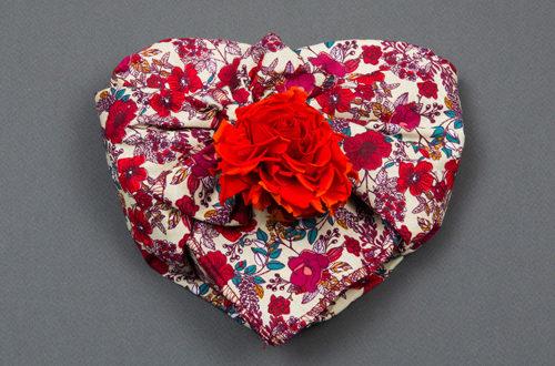 Tuto DIY : Fabriquer une boîte cœur pour la Saint-Valentin