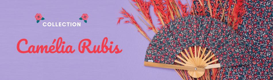 la nouvelle collection camélia rubis