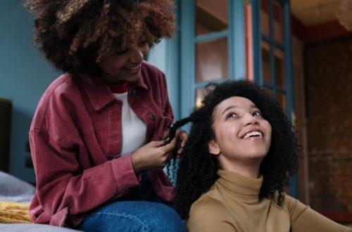 Idée tuto coiffures pour la rentrée
